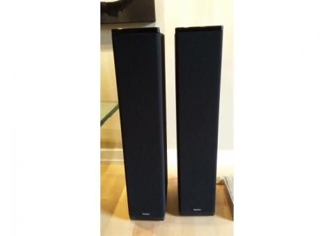 Definitive Technology Black Tower Pair Speakers - BP6BK - $220.