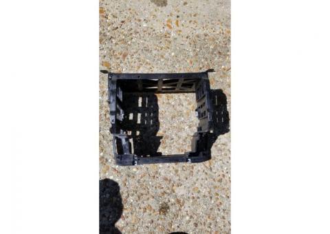 Stereo Bracket Frame Support, BMW 08-10 528i