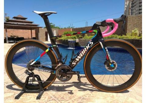 Specialized S works Venge Vias Disc in 52 Ltd Peter Sagan Bike