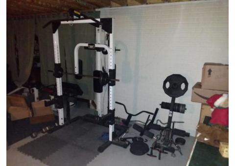 Complete weight center