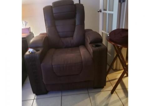 Power Dual Recliner