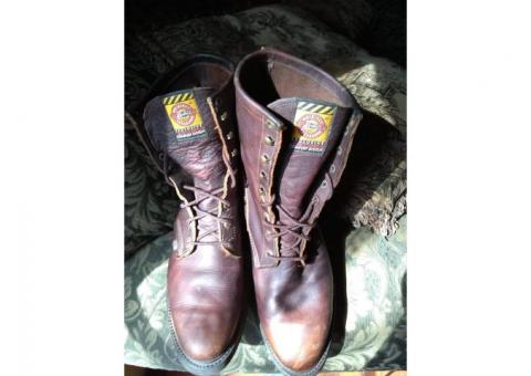 Men's Justin workboots