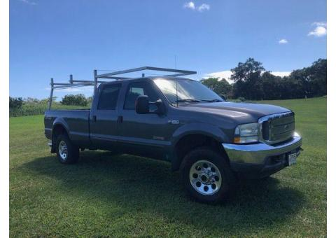 2003 Ford 350 6.0 Turbo Diesel