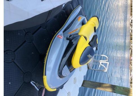 2002 Sea-Doo XP Jet Ski