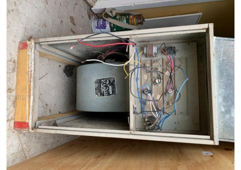 15KW central heater w/blower