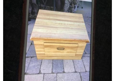 Portable Lecture Podium Box