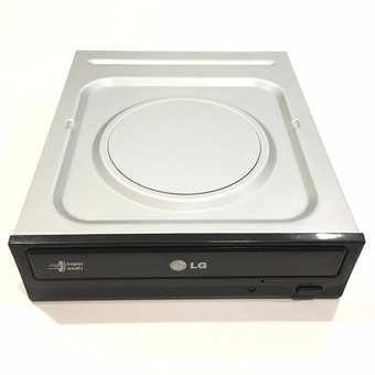 DVD ROM & Burner (both internal)