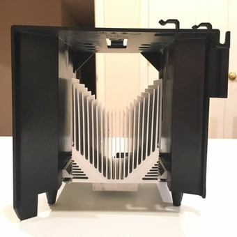Dell CPU Heatsink & Shroud