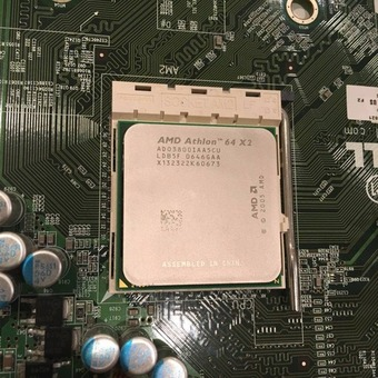 AMD Athlon 64 X2 5000+ 2.6GHz Processor